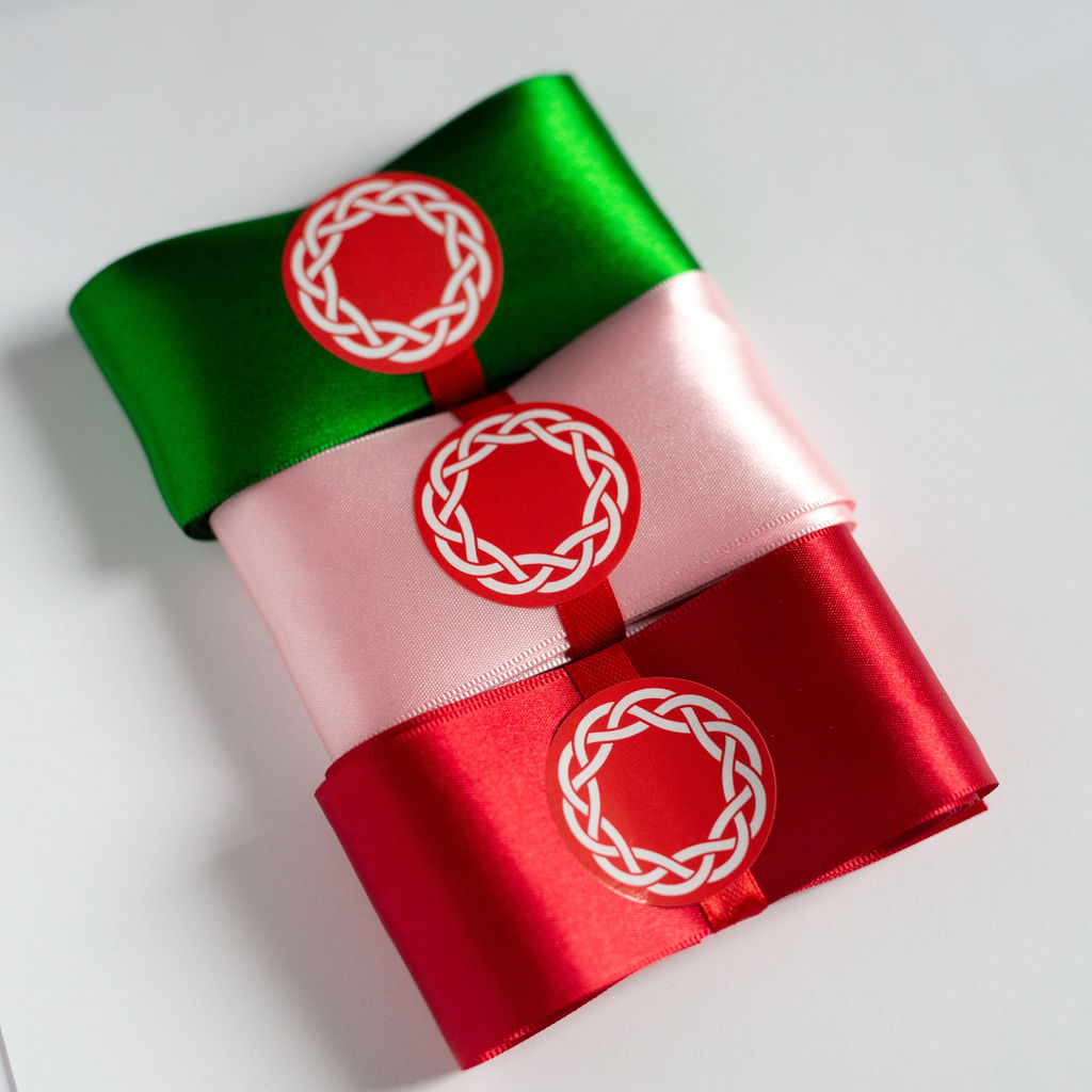 green ribbon Danie Gomez ortigoza listones
