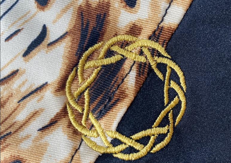 black leopard canvas journey of a braid